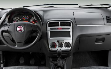 Alugar Fiat Punto Van