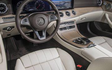 Alugar Mercedes E 400d Coupé