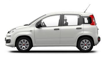 Alugar Fiat Panda