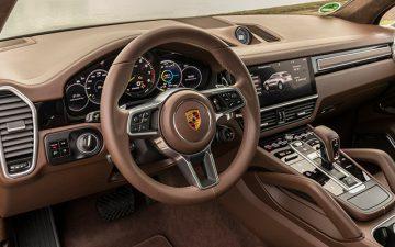 Alugar Porsche Cayenne