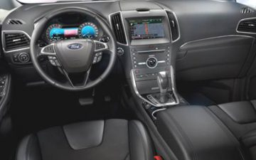 Alugar Ford S-Max